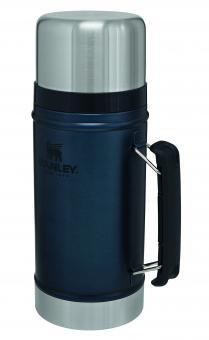 Stanley LEGENDARY CLASSIC FOOD JAR, 0,94 Liter, Nightfall blau, doppelwandige Vakuumisolierung, Griff