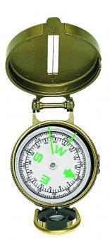 Herbertz Scout-Kompass, Metallgehäuse,